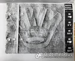 Opel Büssing Hanomag Saurer Mulag Krupp MAN Hansa-Loyd Magirus Dürkop Diesel Motor 1939 neu