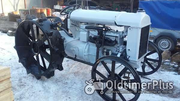 Fordson Tractors Foto 1
