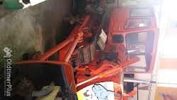 Deutz buldozer  4 cilinder luchtgekoelde Deutz motor Foto 5