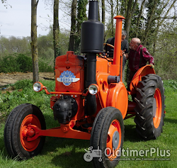 LANZ Tracteur de collection Pampa Lanz