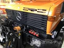 Mercedes Unimog 1400, Ez.99, 5100 Bts, 100 KW, 69 Tkm, 1.Hand, 1a Zustand Foto 3