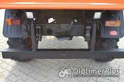 Mercedes Unimog 416 Doka, Doppelkabine, Rarität Foto 6