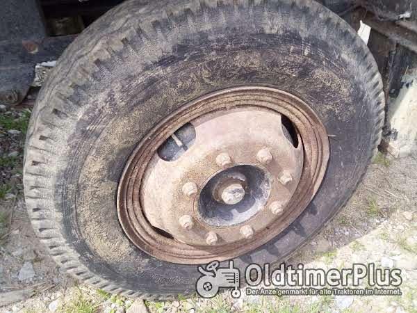 Mix-Deutsch 2 x 7,25/20  Decken Reifen zu verkaufen Foto 1
