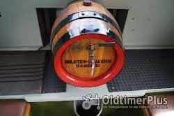 Eisenwerk Grümer Planwagen - Anhänger – Einzelstück – Typ DB 8000 – DB 80 Foto 8