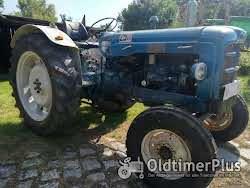 Fordson Super Major neu überarbeitet Foto 7