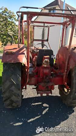 IHC 523S International Harvester Schlepper Traktor McCormick Foto 2