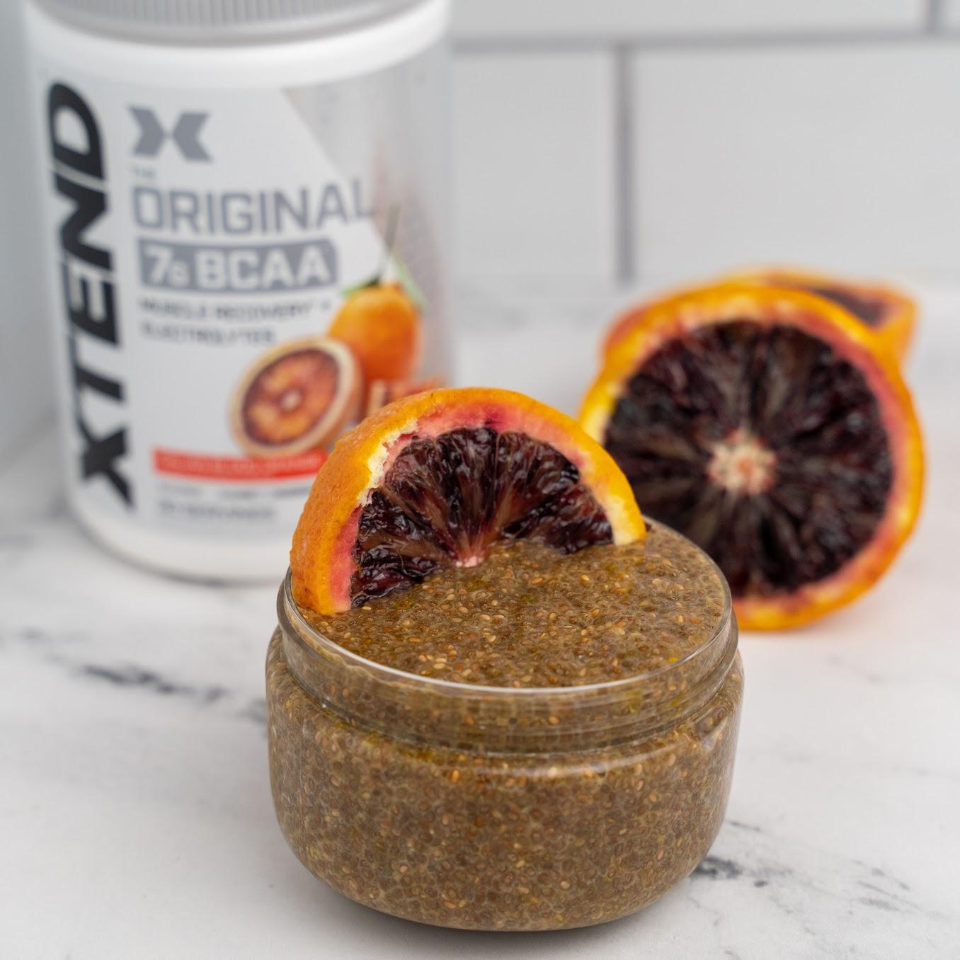 XTEND® Chia Pudding Recipe