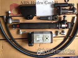 Original Calzoni Rcd. Hydraulische Lenkung Case IH IHC 433, 533, 633, 733, 833 Foto 4