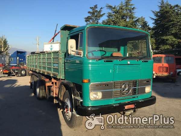 Mercedes 1319 Foto 1
