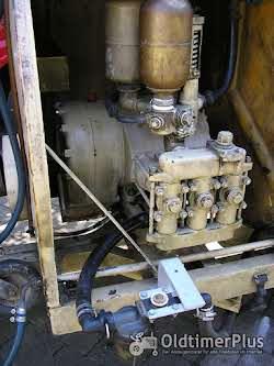 Platz Wasserfaßwagen mit Pumpe Foto 5