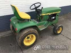 John Deere 140 garten traktor Foto 4