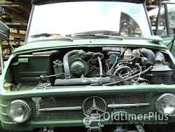 Daimler Benz Unimog 406/200 Foto 2