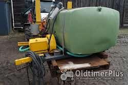 Fricke Spritze Fribiel 3 - 800 L für Unimog DK 60 - Aufbauspritze Foto 3