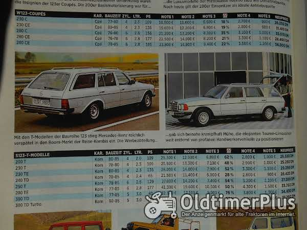 Mercedes 123 T 300 TD Foto 1