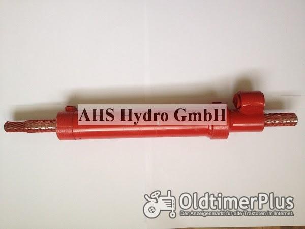 Calzoni Rcd. Ognibene IHC Lenkzylinder Case IH IHC Hydrostatic Foto 1