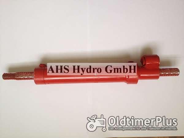 Calzoni Rcd. Ognibene IHC Lenkzylinder Case IH IHC Hydrostatic   3221933R91  110309415 Foto 1