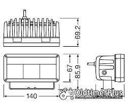 Osram OSRAM LEDriving® Compact 2-in-1 Spot & Accent mit Tagfahrlicht Foto 3