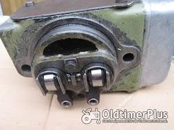 Deutz F2L514 Einspritzpumpe Foto 2