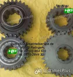 ZF Getriebe A205 A208 A210 A216 Zahnräder Schnellgang Zahnrad Satz Umbausatz Güldner Eicher Deutz Schlüter Traktor Foto 4
