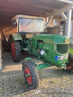 Deutz Klöckner-Humbold-Deutz- Schlepper D40.1S NFS