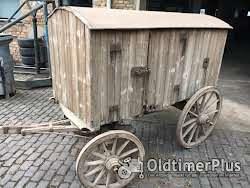 Sonstige Dreschmaschinenantrieb, historisches Altertümchen