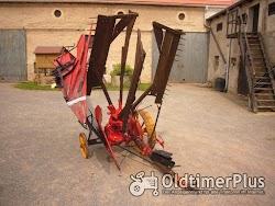 Krupp Getreidemäher ,Flügelmaschine, Getreideableger, Flügelmäher Foto 2