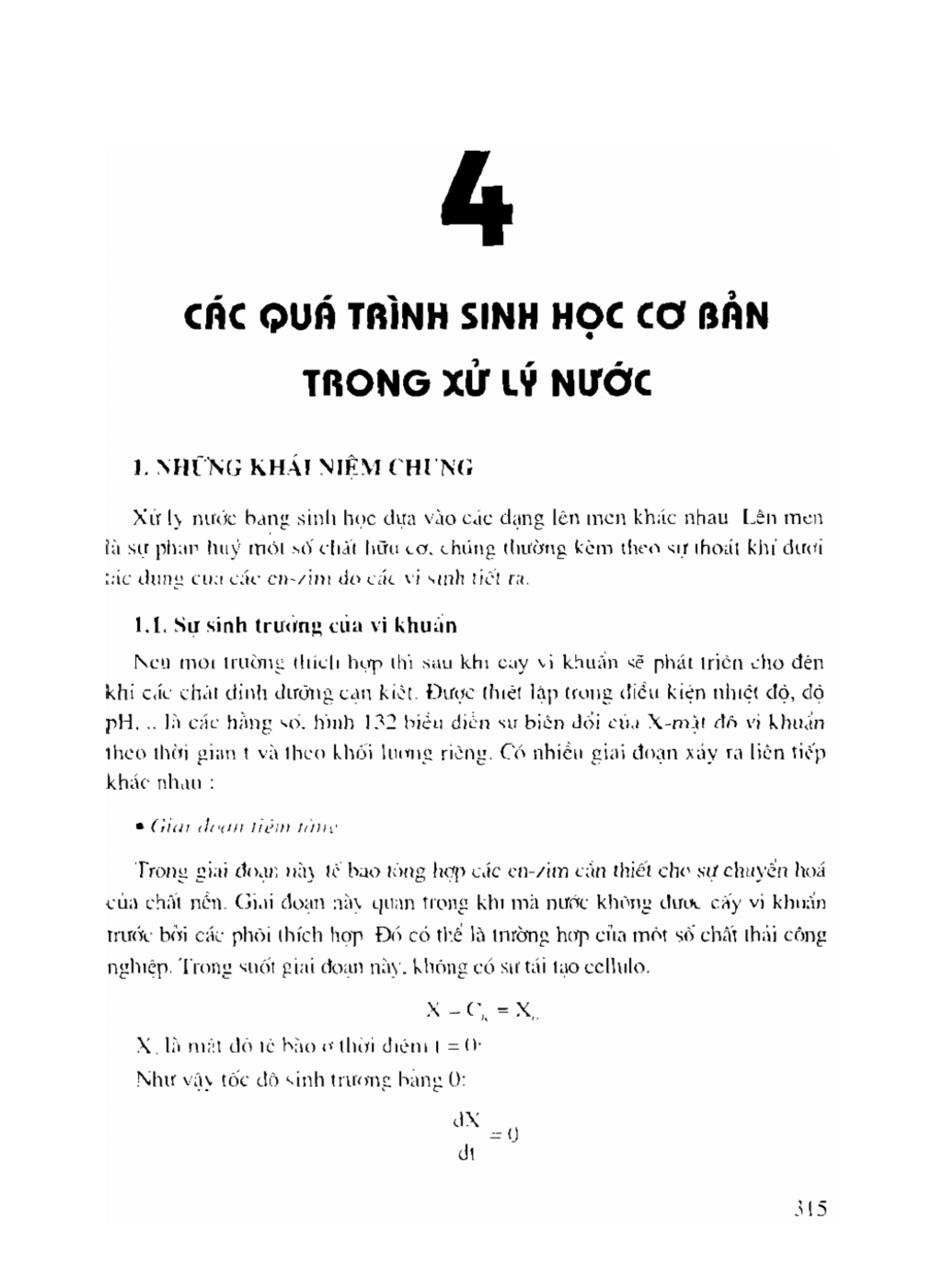 Sổ tay xử lý nước (Tập 1): Phần 2