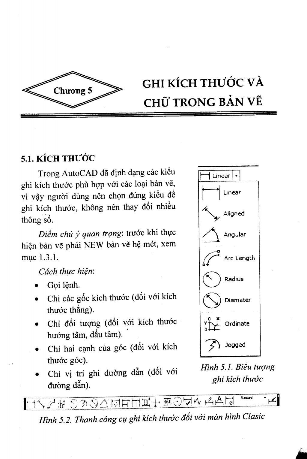 Giáo trình Lý thuyết và thực hành Vẽ trên máy tính AutoCAD 2011: Phần 2