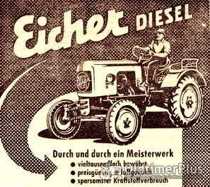 Eicher Suche großen Eicher, dreizylinder vierzylinder ED60 L60 oder L40 Foto 1