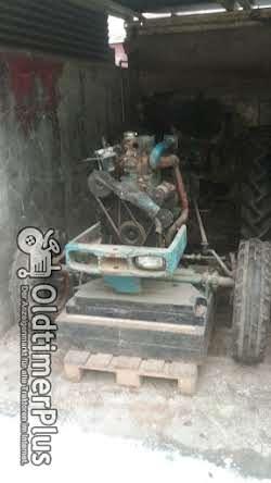 Hanomag Granit 500/1 in Teilen zu Verkaufen  Foto 4