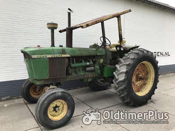 John Deere 4020 USA diesel Foto 1
