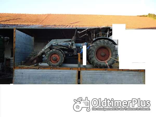 Eicher Wotan Frontlader  und andere Foto 1
