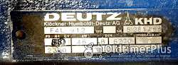 Deutz 6006 Foto 4