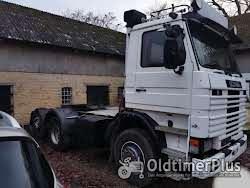 Scania 142H/420 6x2 V8