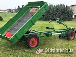AGRIA Hatz Agria 2800 Hatz 12 PS mit Völker Triebachs-3Seit-Kipper-Anhänger Foto 9