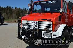 Mercedes Unimog 1300 Doka, Doppelkabine photo 4