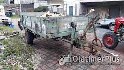 F. Stille aus Münster Westfalen. Typ M94. Triebachswagen mit Kratzboden (Mistwagen) für Oldtimer Foto 4