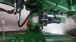 Holder B12D viele Neuteile mit Handhydraulik und 3 Punkt Aufnahme Foto 6