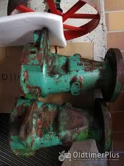 ZF A205 / A208 Achsrohre Achstrichter Getriebe Oldtimer Schlepper Traktor Achstrichter Achsrohre FAHR GÜLDNER ZF A205 / 208 Getriebe  Foto 4