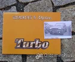 Betriebsanleitung Renault R5 TR GTR GTX Turbo Baccara 1985 Foto 9