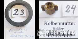 Holder Feldspritze, Ersatzteile, Pumpe, P, Z, K60, K100; K135, K160, Sortiment A Foto 10