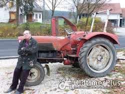 Güldner G 30 S Schnelläufer mit Messerbalken Mähwerk Foto 5