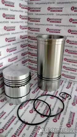 MWM Kolben+Laufbuchsen / Kit Set (Piston+Cylinder Liner + Piston Rings + Oring )