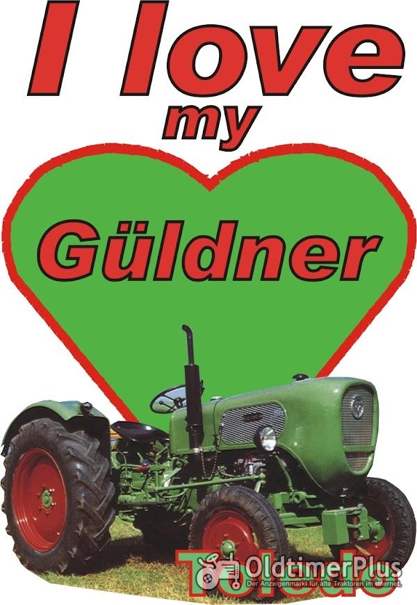 I love Güldner Toledo T-Shirt Foto 1
