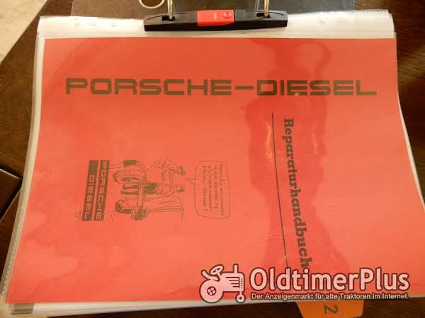 Porsche 1 und 2 cilinder Foto 1
