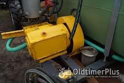 Fricke Spritze Fribiel 3 - 800 L für Unimog DK 60 - Aufbauspritze Foto 5