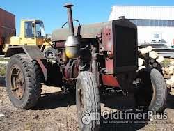 Stock Dieselschlepper mit Deutz F2M313 Motor