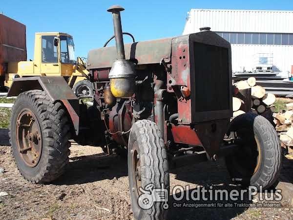 Stock Dieselschlepper mit Deutz F2M313 Motor Foto 1