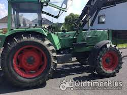 Fendt Favorit 610s Foto 6