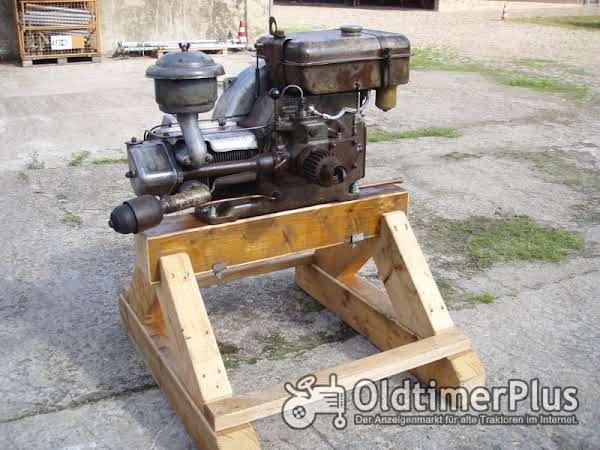 Farymann Stationärmotor Typ LD Foto 1